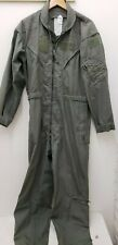 Military Issued Green Flyer's Coverall's-U-44R