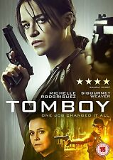 TOMBOY Michelle Rodriguez Sigourney Weaver DVD in Inglese NEW .cp