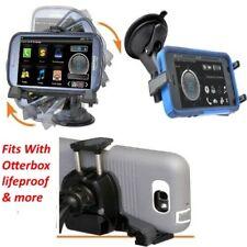 iBolt Car Mount Holder For Lifeproof, Otterbox, Hybrid bulky case iPhone Samsung