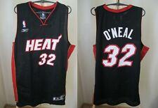 Miami Heat #32 Shaquille O'Neal Sz XL Reebok Basketball jersey shirt maillot