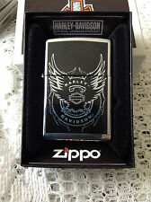 ZIPPO HARLEY DAVIDSON FORCE CARBON NEW