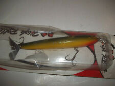 High Roller topwater fishing lure spook dog sammy fishing lure bass boat R