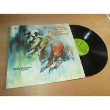 RELLY COLOMA planting rice and other philippine folk songs VILLAR MLS 5203 Lp
