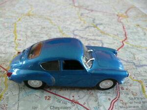 RENAULT Alpine A 106 1955  NOREV 1/43 série Voitures Françaises