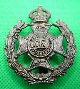 19th Pancras London Regiment Cap Badge
