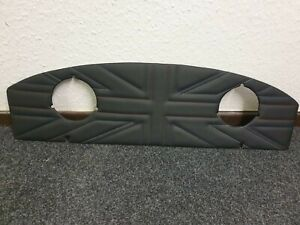 Union Jack Colour Classic Mini MPI SPI Parcel Shelf