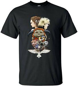 LABYRINTH T-Shirt David Bowie 80s Movie Happy Halloween Horror Festive Tee Top