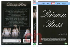 Diana Ross - In Concert  DVD NEW