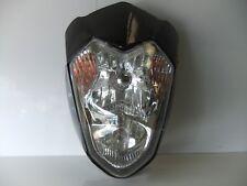New Universal Motorcycle Headlight Streetfighter Alien Custom Fazer Zxr Cbf Gsf