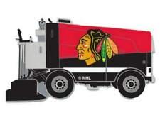 Chicago Blackhawks WinCraft Red & Black Ice Hockey Zamboni Metal Lapel Pin