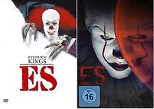 Stephen Kings Es DVD Set Original + Neuverfilmung NEU OVP Stephen King's Es