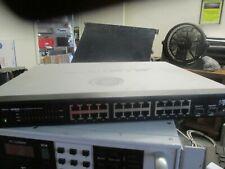 Linksys: SRW2024 V1.2.    24-Port 10/100 + 4-Port Gigabit Switch with WebView <