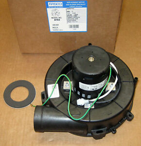 Fasco A163 Furnace Inducer Blower Motor fits Lennox 7021-9450 7021-10302 3121