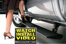 Toyota Tundra Amp-Research Plug and Play Power Step Electric Side Running Boards