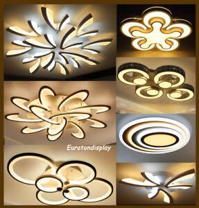 NEU Deckenleuchte A+ best-seller LED Lampen Lichtfarbe/ Helligkeit einstellbar