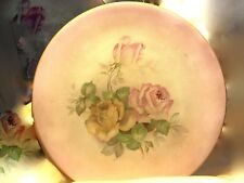 limoges dinner plate from China vintage