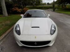 2012 Ferrari California Base Convertible 2-Door