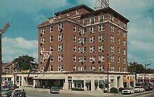 The Hotel Ware in Waycross GA Postcard