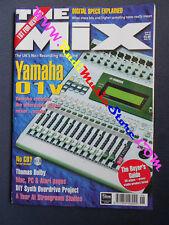 rivista THE MIX 49/1998 Thomas Dolby Strogroom Mark Wallis   No cd