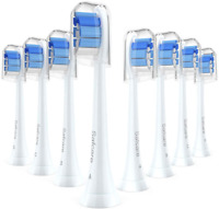 Safcare Replacement Toothbrush Heads Compatible with All Phillips Sonicare Snap-