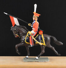 "Super Starlux L'Empire - Dutch ""Red"" Lancer - 65mm painted mint - EXCLUSIVE!"