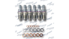 DIESEL FUEL INJECTORS NISSAN PATROL TD42 AND TD42T (SET OF 6) Performance Parts