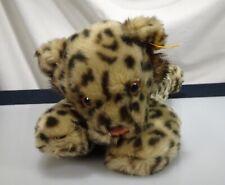 Steiff Cosy Baby Leopard Soft Plush New #089039 -  56489