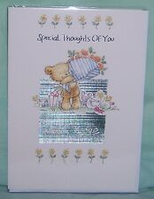 "BN - GREETINGS CARD - ""SPECIAL THOUGHTS OF YOU"" CARD - STYLE 1 - WITH LOVE"