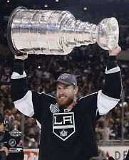 Jeff Carter 2011-2012 STANLEY CUP LA Kings LICENSED un-signed poster 8x10 photo