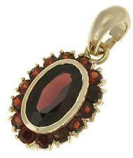 PENDENTE gioiello in ORO pendenti donna con pietre 109
