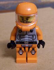 Lego Galaxy Squad - Jack Fireblade Figur orange Astronaut Space Weltraum Neu