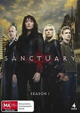 Sanctuary : Season 1 (DVD, 2009, 4-Disc Set) New  Region 4