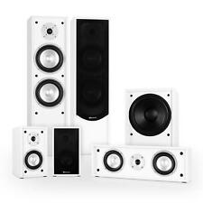 HOME CINEMA SPEAKER SOUND SYSTEM 515 W 5.1 SURROUND SPEAKERS SUBWOOFER PACK