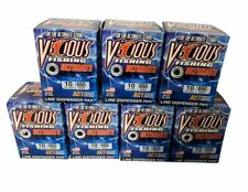 Vicious Copolymer Fishing Line 660Yd Lot Of 7 Total 4620Yd Clear 10Lb Brand New