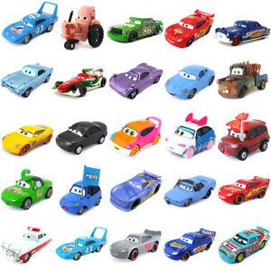 Disney Pixar Cars Lightning McQueen Racers Choose 1:55 Diecast Toy Loose Gift