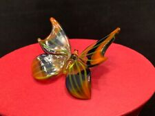 Glass Menagerie Butterfly By Fitz and Floyd 2006 #43/193 With Box.