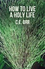 How to Live a Holy Life by C. E. Orr (2012, Paperback)