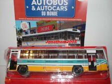 Autobuses de automodelismo escala 1:43