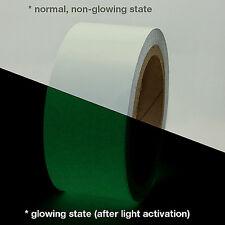 Nastro adesivo che accumula la luce e la rilascia al buio,carica infinita 5cmX2M