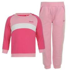 New Lovely Pink Lonsdale 2pcs Clothing Set for Baby Girls size 18-24 Months