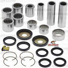 All Balls Swing Arm Linkage Bearing & Seals Kit For Suzuki RM 85L 2013 Motocross