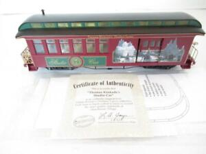 BACHMANN On30 - THOMAS KINKADE'S CHRISTMAS EXPRESS STUDIO CAR-LN