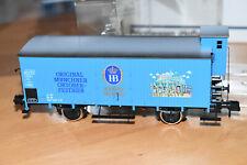 "Märklin Gauge 1 5422 Private Car "" Hofbräu "" - Top"
