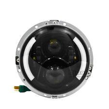 optique 7 pouces 60 W H4 H13 LED clignatant + Montage Support pour Harley