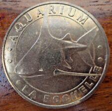 Monnaie de Paris 2004 diff bas Aquarium La Rochelle requin gris Collection MPJ