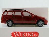 Wiking 08603 Opel Astra G Caravan (1998-2004) in weinrotmetallic 1:87/H0 NEU/OVP