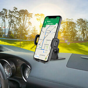 """Cellet Car Dashboard Adhesive Mount Smartphone Holder for Phones up to 3.5"""" Wide"""