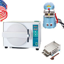 Us Dental 18l Autoclave Steam Sterilizerdrying Vacuum Forming Machine Molding