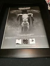 Eagles One Of These Nights Rare Original Promo Poster Ad Framed!