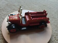 Days Gone By Lledo Manchester Fire Engine
